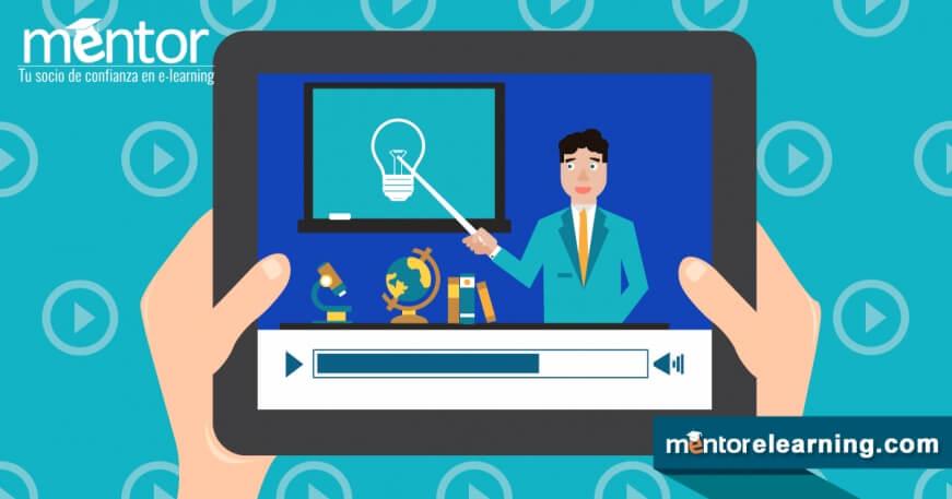 El uso de los videos educativos como herramientas didácticas.