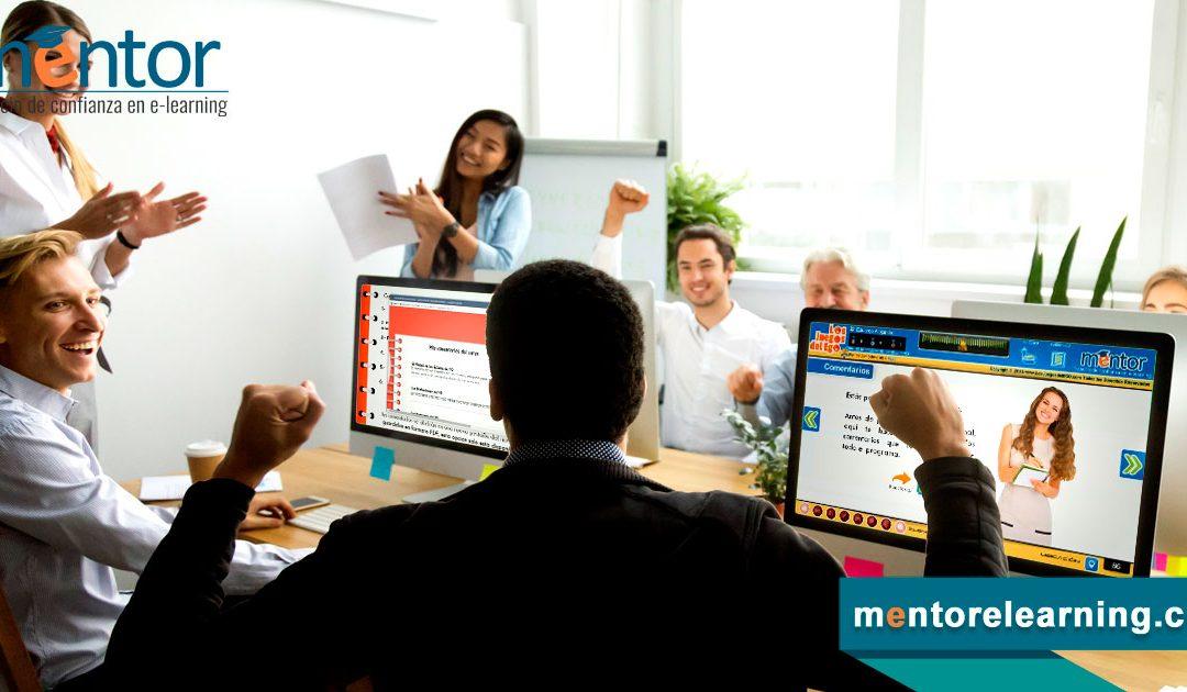Casos donde el E-learning beneficia a tu empresa